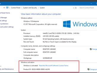 windows 10 326x245 - Cách kiểm tra Windows, Office đã Crack - Active hay chưa!
