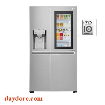 tu lanh LG - Nên mua tủ lạnh hãng nào tốt? Hitachi, LG, Samsung, Panasonic or Elec ?