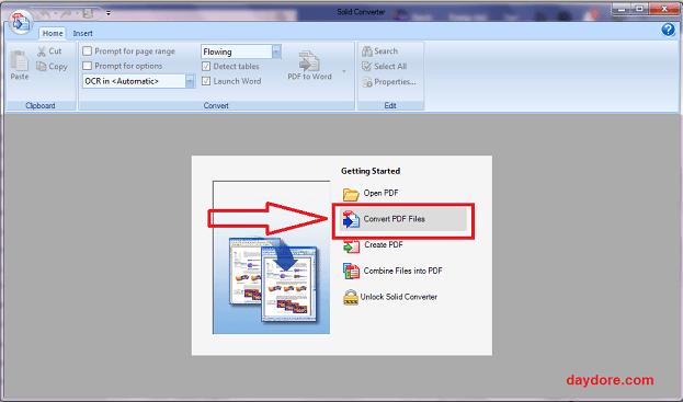 Convert PDF sang Word - Top 5 phần mềm chuyển PDF sang Word không lỗi Font đảm bảo 100%
