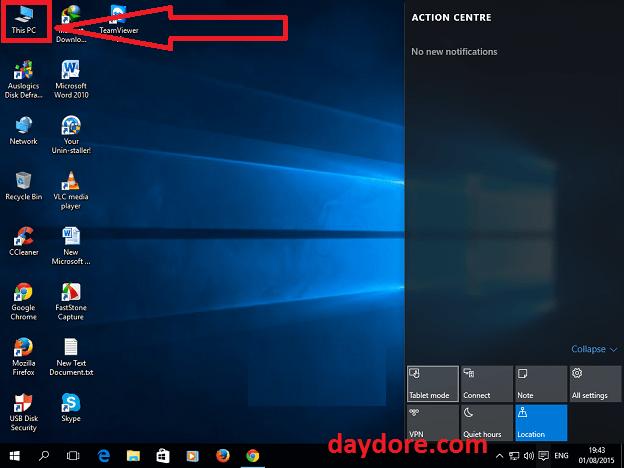 This PC Windows 10