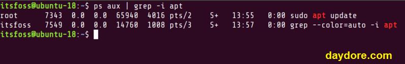 Sửa lỗi could not get lock /var/lib/dpkg/lock – open (11: resource temporarily unavailable)