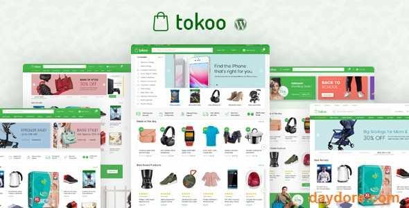 Tokoo - Electronics Store WooCommerce