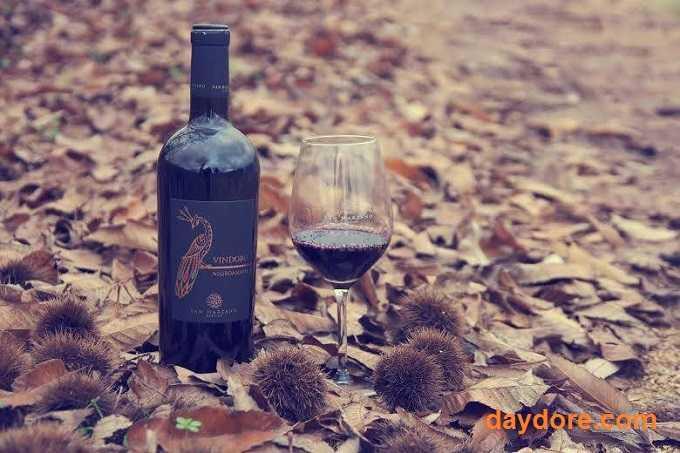 ruou vang - Tìm Hiểu Về Rượu Vang Vindoro Negroamaro – Vang Con Công Của Ý