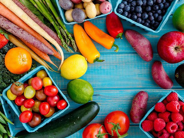 Đừng quên bổ sung các thực phẩm tốt cho sức khỏe và làn da