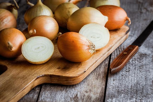 Thực phẩm tốt cho sinh lý nam - Hành tây