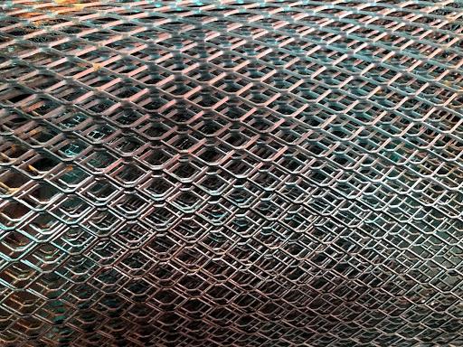 lưới mắt cáo sắt