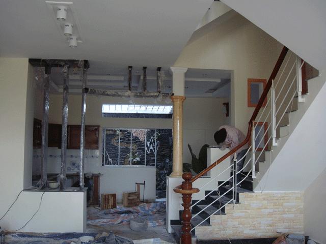Khách hàng nên có kế hoạch cụ thể về khu vực sửa chữa nhà yêu cầu tư vấn từ đơn vị thi công