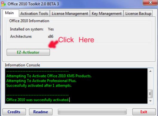 Word 2010 crack qua Toolkit