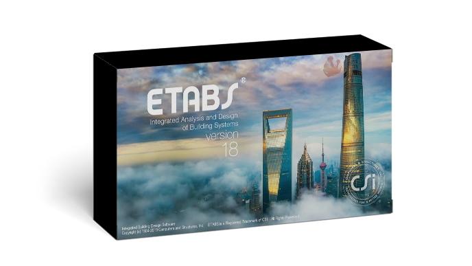 Etabs 2018 Full Crack