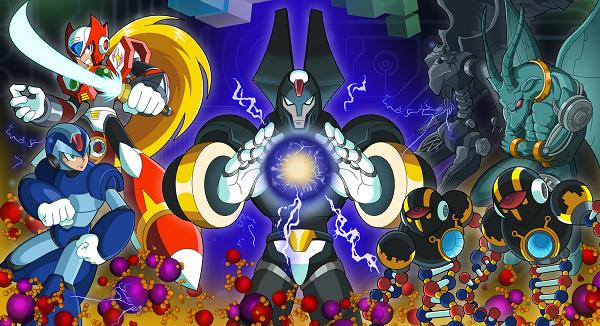 Megaman X6