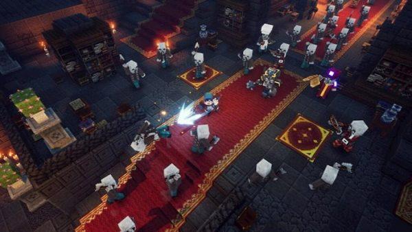 minecraft dungeons Full crack