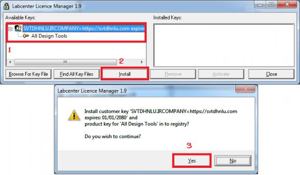 Các bước cài đặt phần mềm Proteus 8.8 full crack mới nhất