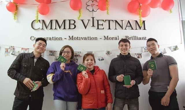 Trung tâm du học Đức CMMB Việt Nam