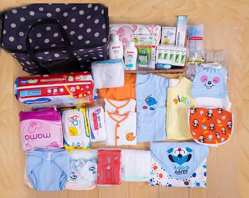 Danh sách đồ đi sinh cho bé cần chuẩn bị kỹ càng, đầy đủ
