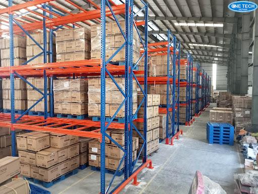 Mẫu kệ công nghiệp Selective tải trọng lên đến 3000kg mỗi tầng